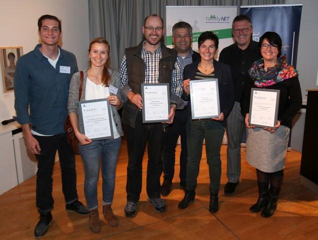 Vier Gewinner aus der Grünen Branche