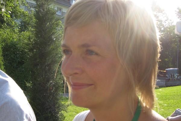 Sabrina Pott unsere Gartenarchitektin