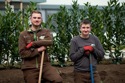 Ihr Gartenpflegeteam Albrecht Bühler Baum und Garten GmbH