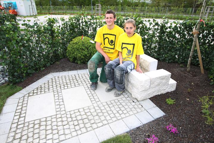 Johannes Schiller und Anjag Graner