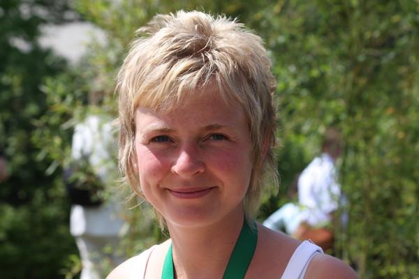 Sabrina Pott, Planerin bei Baum und Garten