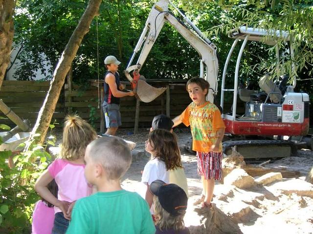 Kinderhaus Umgestaltung