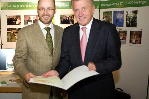 A. Bühler und Ernst Pfister Dienstleister 2008