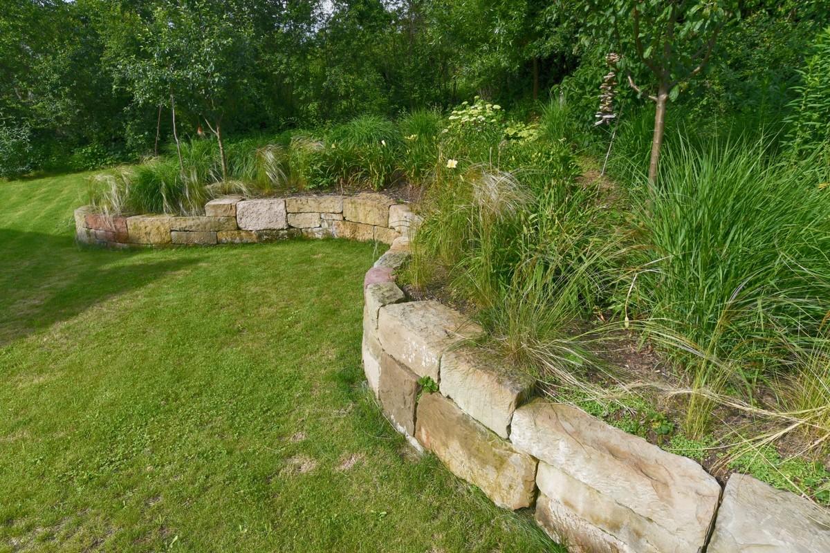 Galerie Gartengestaltung Mit Stein