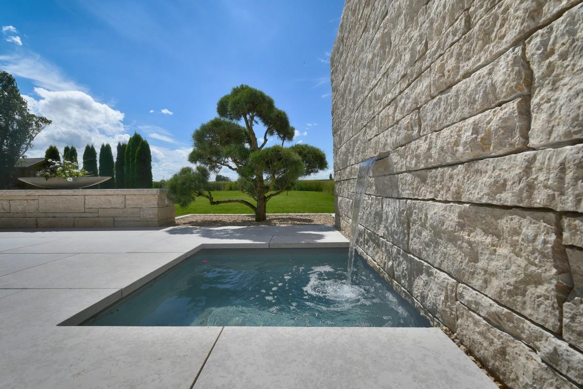 Galerie Gartengestaltung mit Wasser